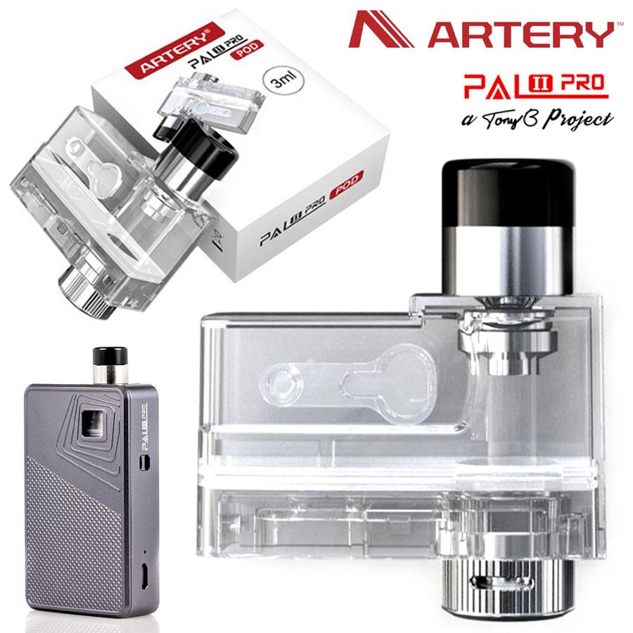 Náhradní cartridge Artery Pal II Pro Pod (3ml)