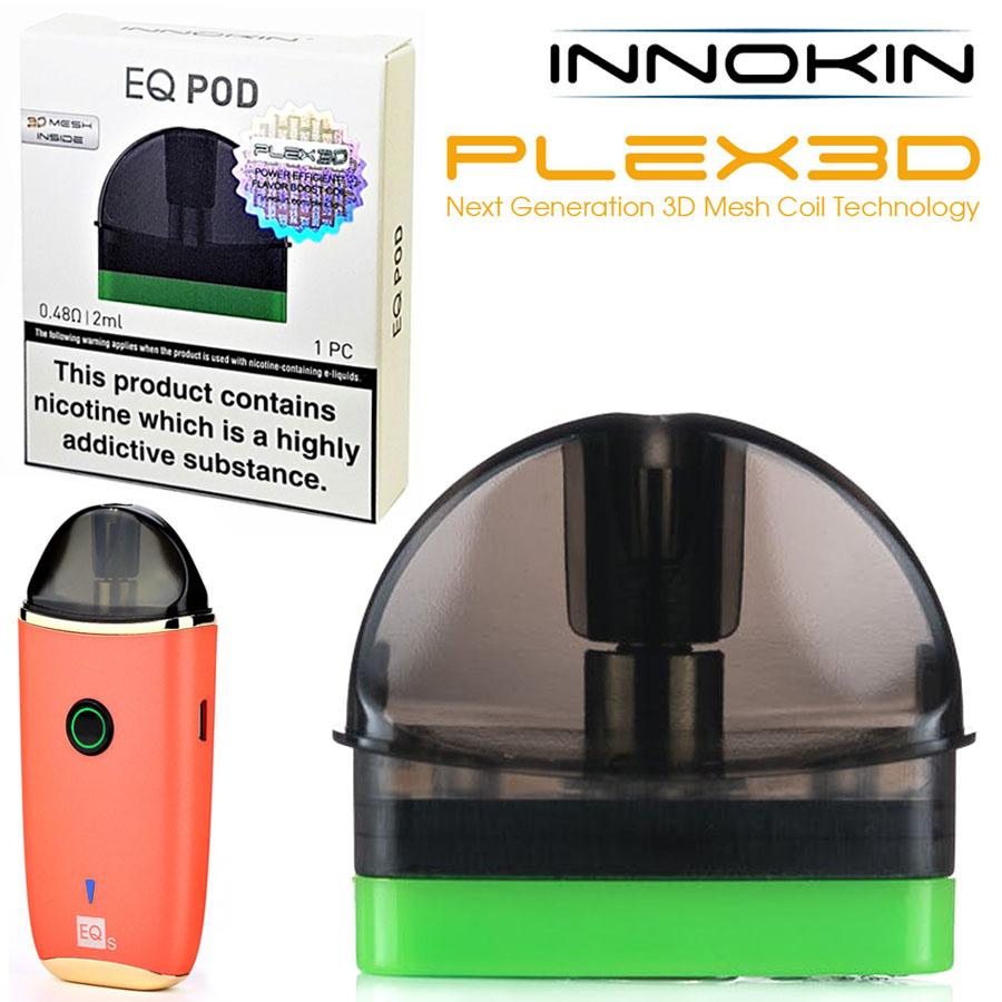 Náhradní cartridge pro Innokin EQs Pod