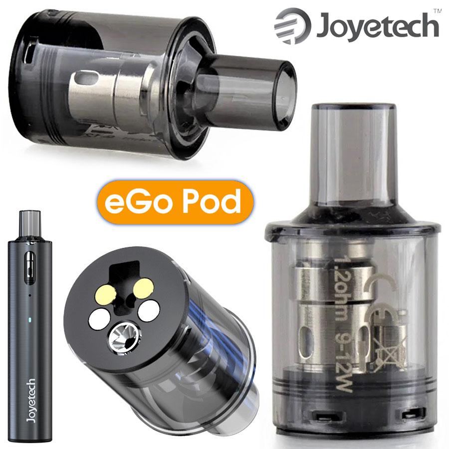 Náhradní cartridge pro Joyetech eGo Pod