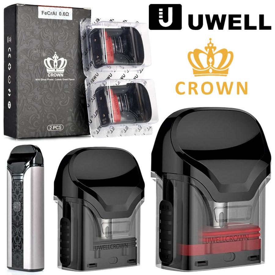 Náhradní cartridge pro Uwell Crown (3ml)