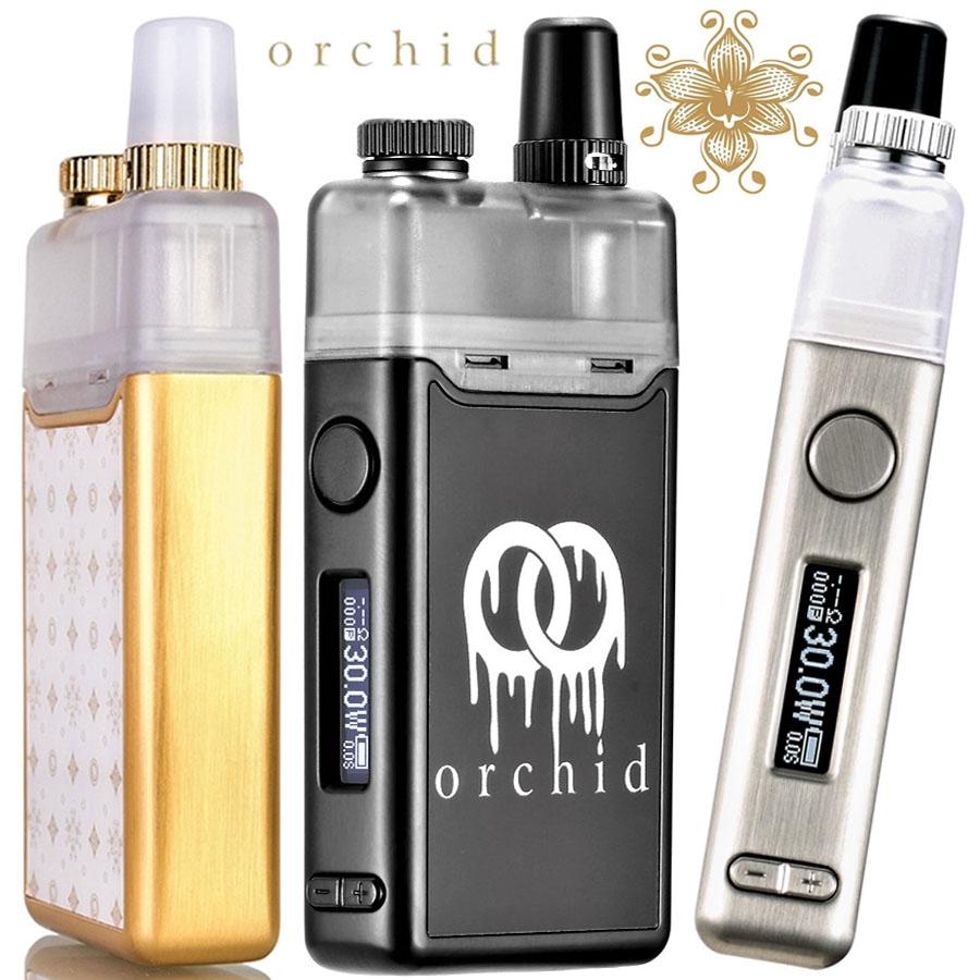Orchid IQS Pod (950mAh/3ml/0.8ohm)