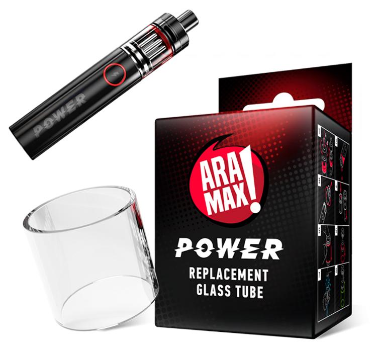 Aramax Power PYREX tělo (tubus)