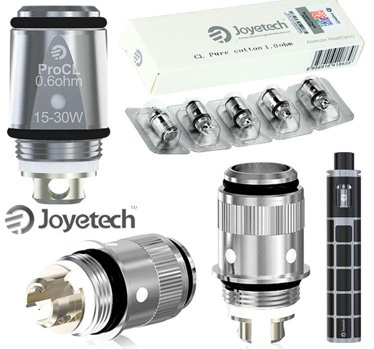 Joyetech ProCL/CL hlava (náhradní atomizér) pro řadu eGo ONE   E-cigarety-shop.cz   Novacig