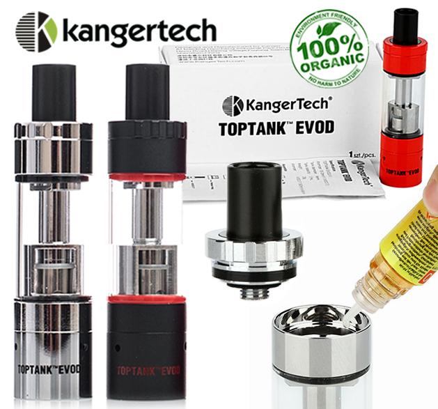 KangerTech Toptank EVOD Clearomizer (1,7ml/1.5ohm)
