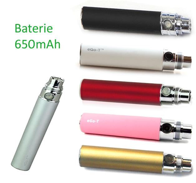 Baterie pro e-cigaretu EGO (650 mAh)