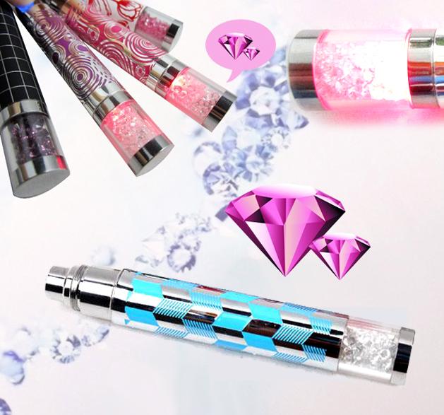 Baterie pro e-cigaretu EGO (650 mAh) - LED Diamant