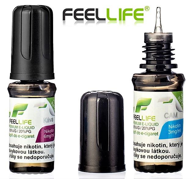 E-liquid FEELLiFE HT (20PG/80VG) 10ml