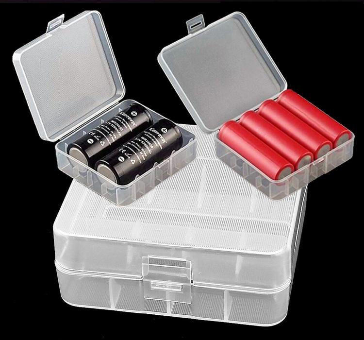 Pouzdro (kryt) na 2x26650/4x18650 baterie